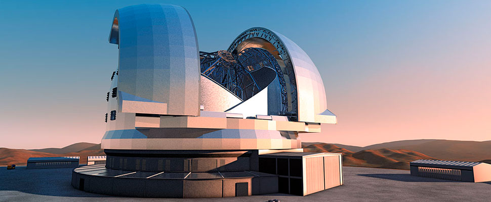 Chile telescope
