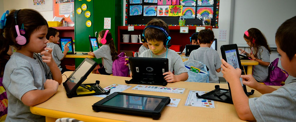 Chile innovates in classrooms to improve school performance