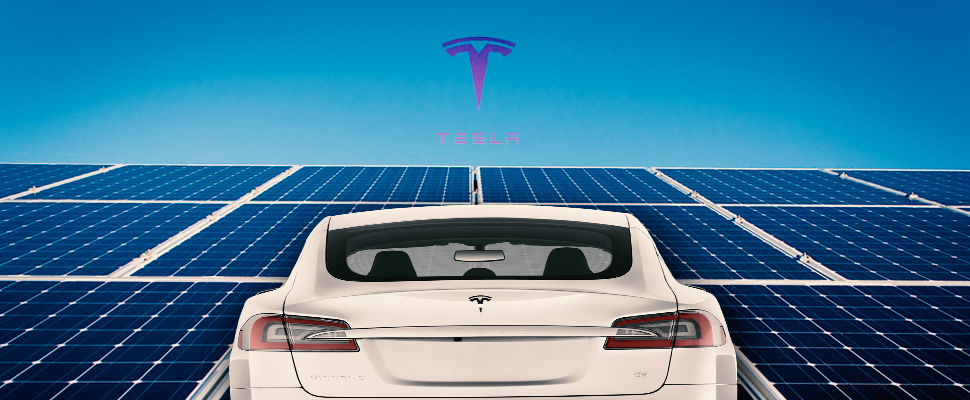 Tesla: paving the way for solar energy