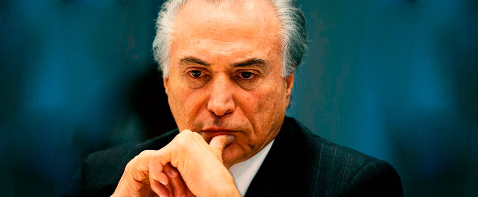 Temer once again accused by the Public Prosecutor's Office