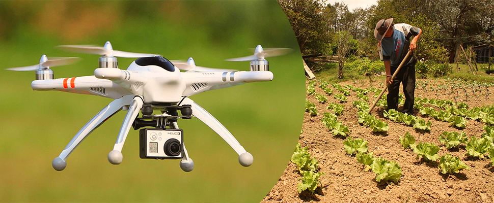 How can technology help the farm life?