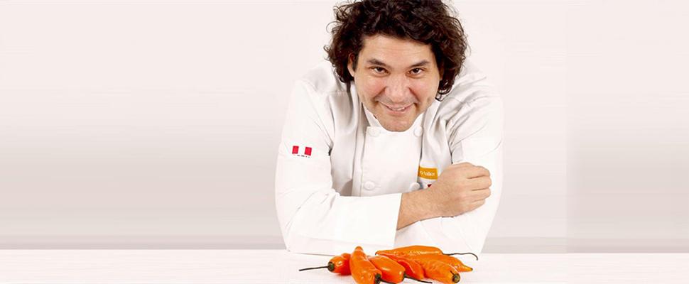 Gaston Acurio: el embajador de la comida peruana