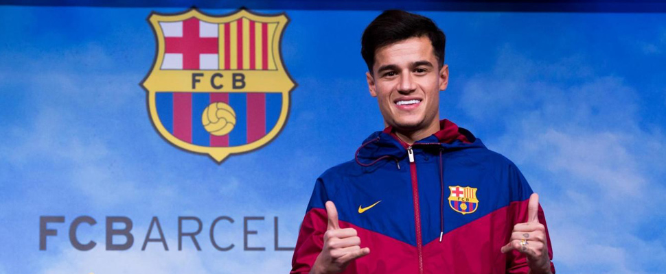 Philippe Coutinho: The new Barcelona's player