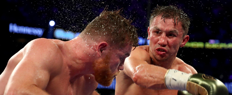 Which was the best boxing fight of 2017?