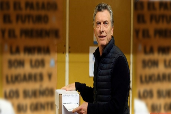Macri: winning over Argentina