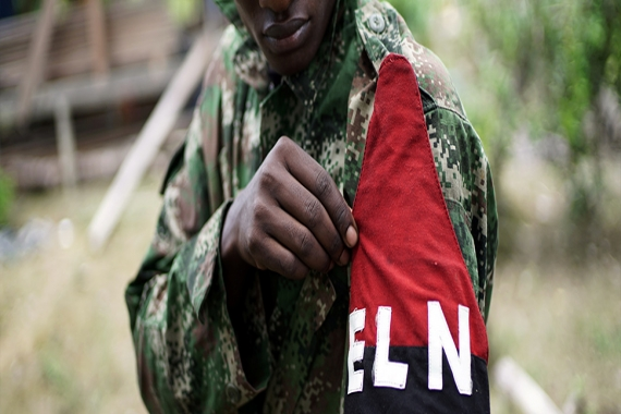 Colombia: peace with the ELN