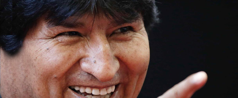 Evo Morales and his ongoing reelections