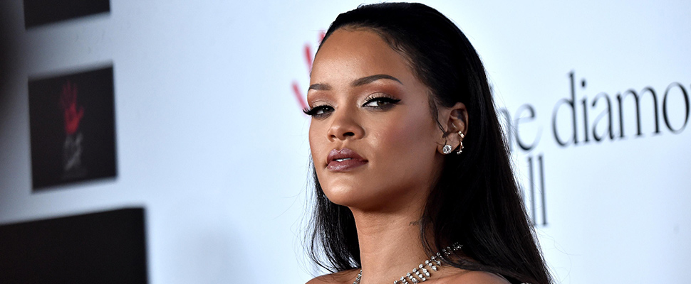 Rihanna Drive: a street in honor of the singer