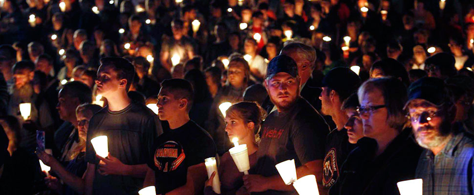 USA: Are mass public shootings becoming deadlier?