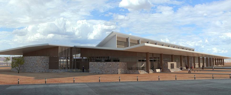 Galapagos Islands airport: a bet for the environment