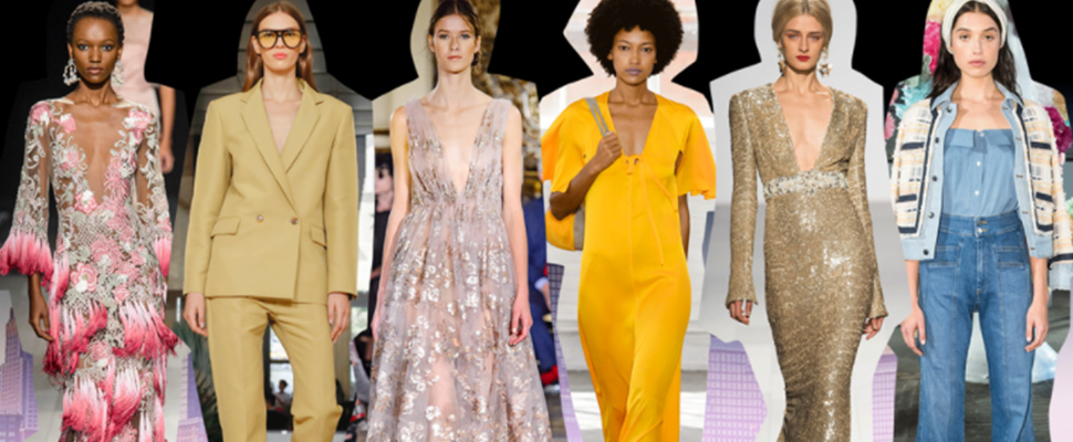 What will the biggest fashion trends of 2018 be?