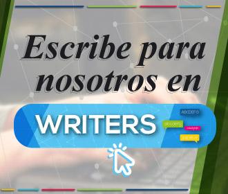 Escribe para nosotros